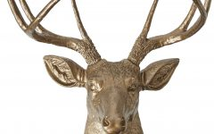 The Frankfurt Deer Head Wall Décor