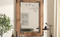Tifton Traditional Beveled Accent Mirrors
