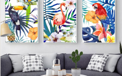 Jungle Canvas Wall Art