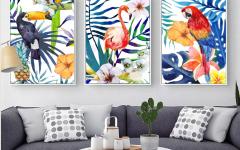 Jungle Canvas Wall Art