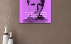 Twiggy Vinyl Wall Art