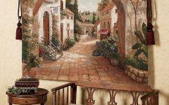 Vintage Italian Wall Art