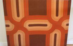 Vintage Fabric Wall Art