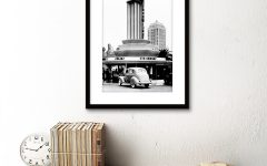 Los Angeles Framed Art Prints