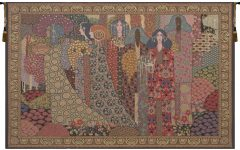 Blended Fabric Aladin European Wall Hangings