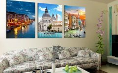 Canvas Wall Art Of Italy