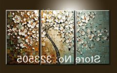 Three Piece Wall Art Sets