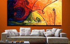Australian Abstract Wall Art
