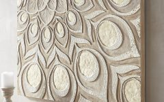 Capiz Shell Wall Art