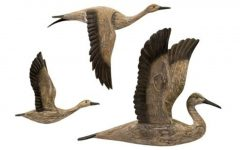 Reeds Migration Wall Decor Sets (set of 3)