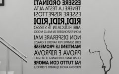 Italian Wall Art Quotes