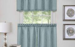 Wallace Window Kitchen Curtain Tiers