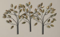 Desford Leaf Wall Decor by Charlton Home
