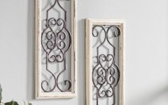 1 Piece Ortie Panel Wall Decor