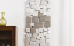 Contemporary Geometric Wall Decor