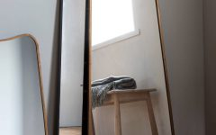 Leaning Mirrors