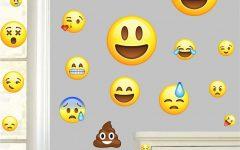 Emoji Wall Art