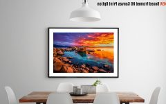 Gold Coast Canvas Wall Art
