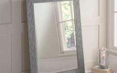 Grey Wall Mirrors