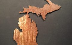 Michigan Wall Art