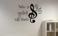 Music Theme Wall Art