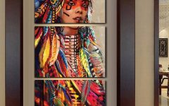 Native American Wall Art