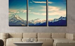 New Zealand Canvas Wall Art