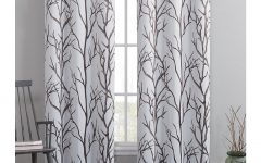 Keyes Blackout Single Curtain Panels
