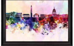 Washington Dc Framed Art Prints