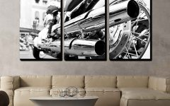 Black and White Framed Art Prints