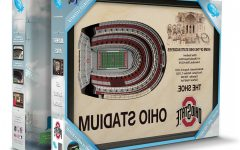 3d Stadium View Wall Art