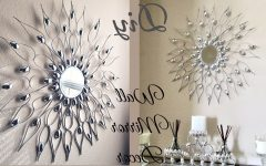 Decorating Wall Mirrors