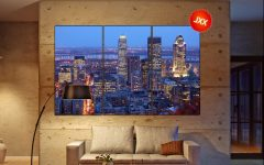 Montreal Canvas Wall Art