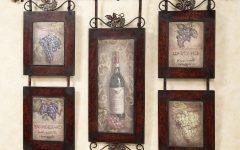 Wine Theme Wall Art