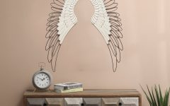 Wing Wall Décor by One Allium Way