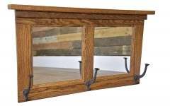 Coat Rack Wall Mirrors